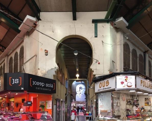 Mercado de Terrassa, Espanha<br />Foto Celma Chaves