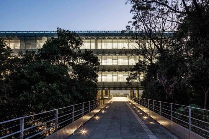 Sede Natura São Paulo – NASP, São Paulo, 2017. Arquitetos Lilian Dal Pian e Renato Dal Pian<br />Foto Nelson Kon
