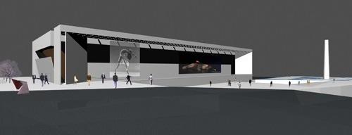 Vista principal<br />Imagem do autor do projeto