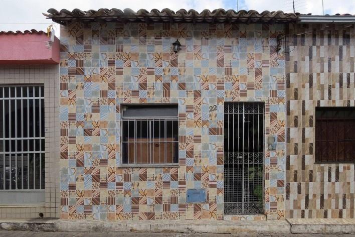 Casa no Recôncavo, Maragogipe<br />Foto Eduardo Oliveira Soares. Agosto 2018