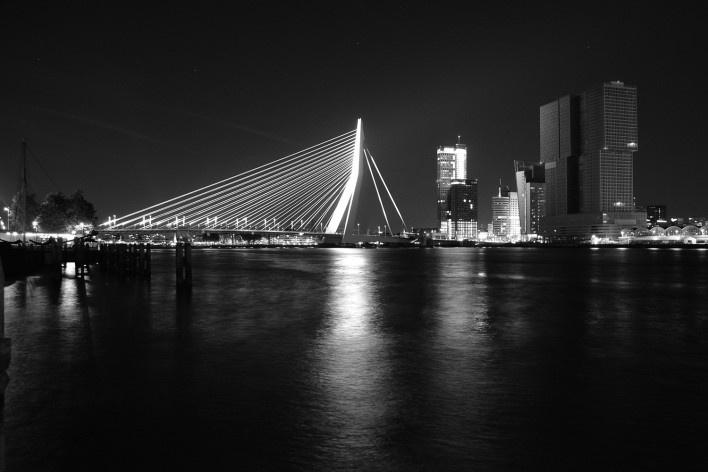 Zona portuária Kop Von Zuid, Rotterdam<br />Foto Felipe SS Rodrigues
