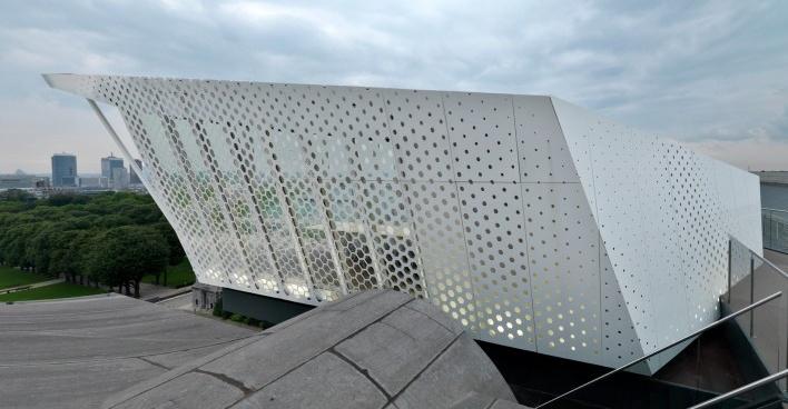 The Cube, Park Associati. Bruxelles, 2011<br />Photo Andrea Martiradonna