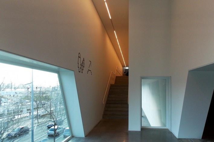 Museu Nacional dos Coches, Belém, Lisboa. Arquiteto Paulo Mendes da Rocha e escritórios MMBB, Bak Gordon Arquitetos, Nuno Sampaio Arquitetos<br />Foto Ulisses Morato