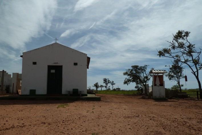 Capela no Morro da Mesa<br />Foto Michel Gorski