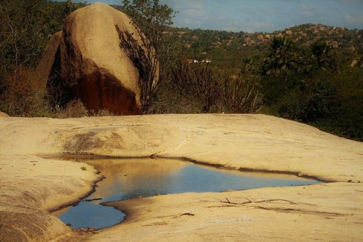 Geossítio Serra Verde<br />Foto Andrea Melo