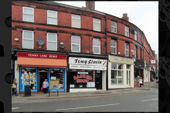 """Barber Shop Penny Lane """"Tony Slavin"""". Barbearia que criou o corte de cabelo Beatles<br />Foto Victor Hugo Mori"""