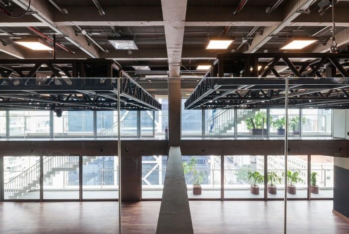 Sesc Avenida Paulista, escritório Königsberger Vannucchi, 2018<br />Foto Pedro Vannucchi