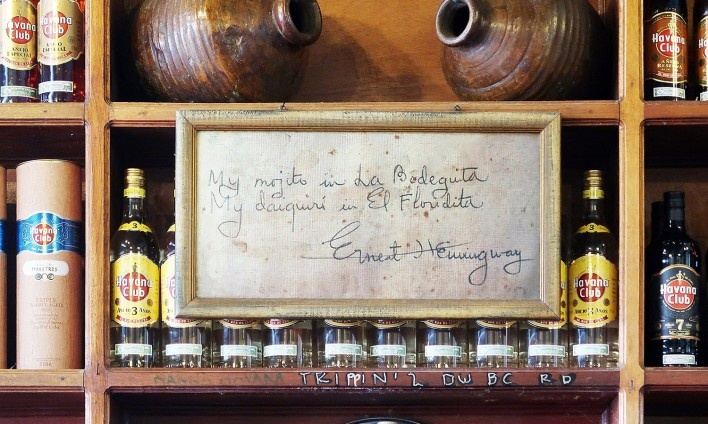 La Bodeguita, Habana Vieja, Cuba<br />Foto Victor Hugo Mori