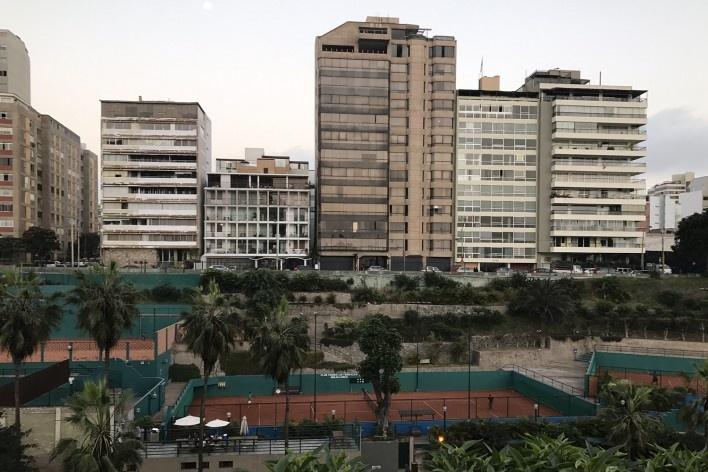 Parque Juan C. Carossio, Lima, distrito de Miraflores<br />Foto José Lira