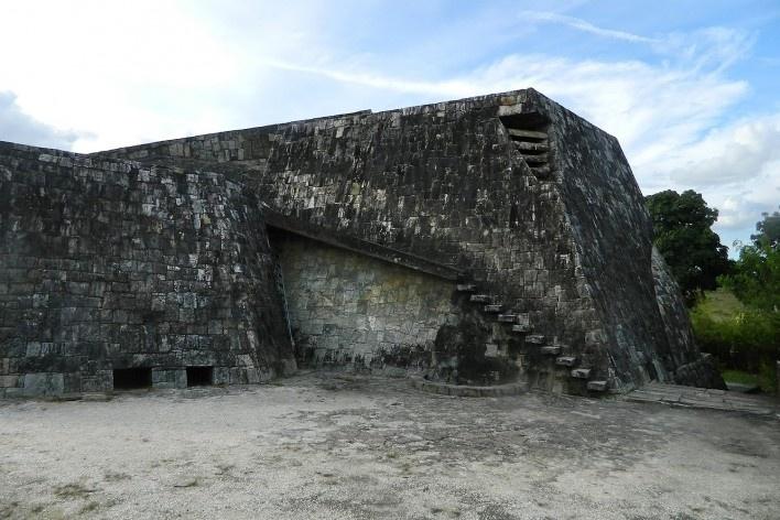Capela do Menino Jesus, Itapetinga BA, arquitetos Yoshiakira Katsuki, Guarani V. Araripe e Albert Hoisel<br />Foto Pedro da Luz Moreira