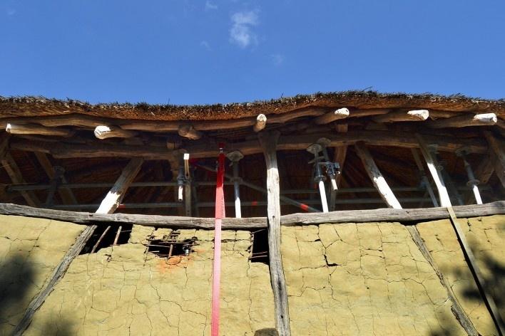 Uso de técnicas atuais e antigas na manutenção da edificação<br />Foto Ana Carolina Brugnera / Lucas Bernalli Fernandes Rocha