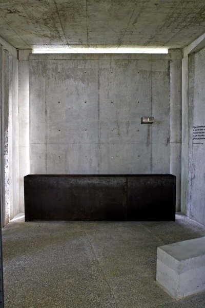 Vista interior<br />Foto Léo Azevedo