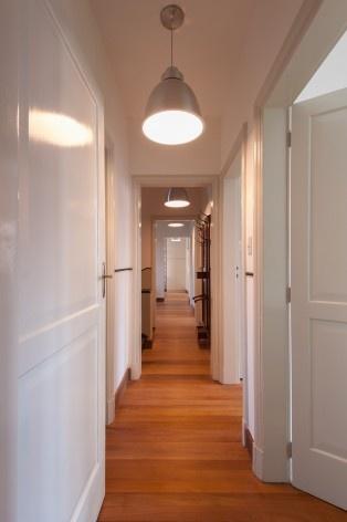 Casa Lutzenberger, circulação. Reforma Kiefer arquitetos