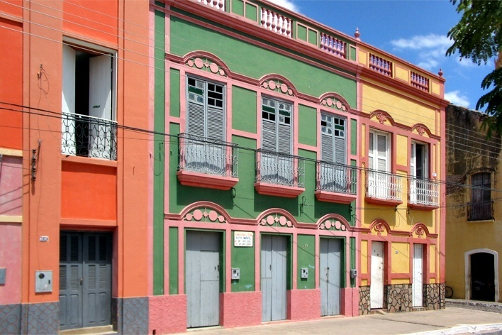 Icó, patrimônio edificado<br />Foto de Maísa Starck