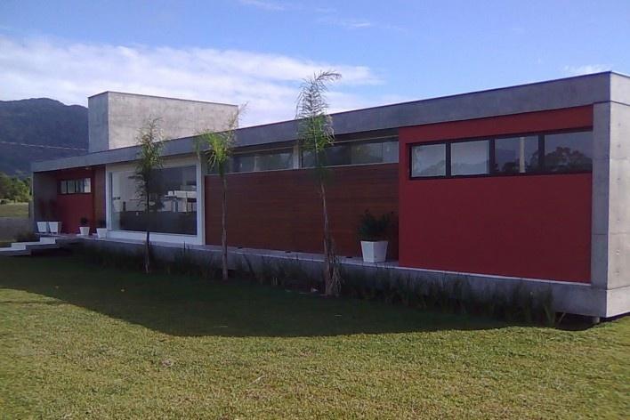Casa JRV, 2008. Otra Arquitetura. Florianópolis, Brasil<br />divulgação