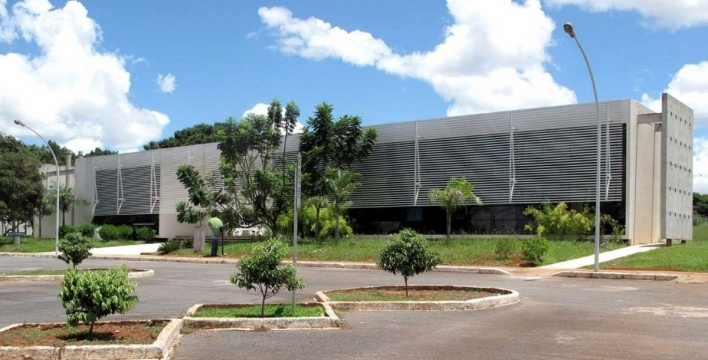 Vista frontal<br />Foto Mário Bonomo