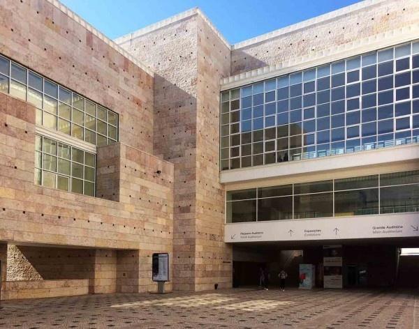 Centro Cultural de Belém – CCB, Lisboa<br />Foto Anita Di Marco