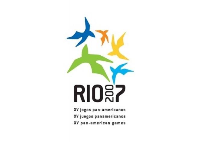 Logo do Pan 2007<br />Imagem dos autores do projeto