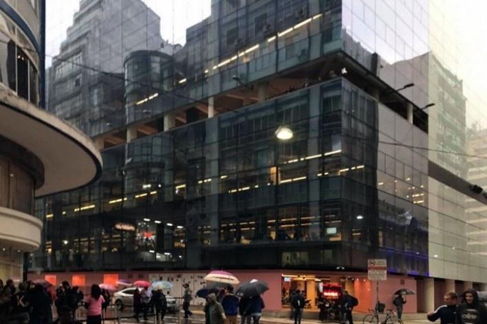 Inauguração do Sesc 24 de Maio, centro de São Paulo, arquiteto Paulo Mendes da Rocha + MMBB Arquitetos<br />Foto José Lira