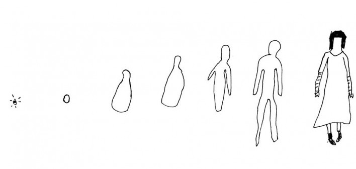 Sem título<br />Desenho de Sandra Javera