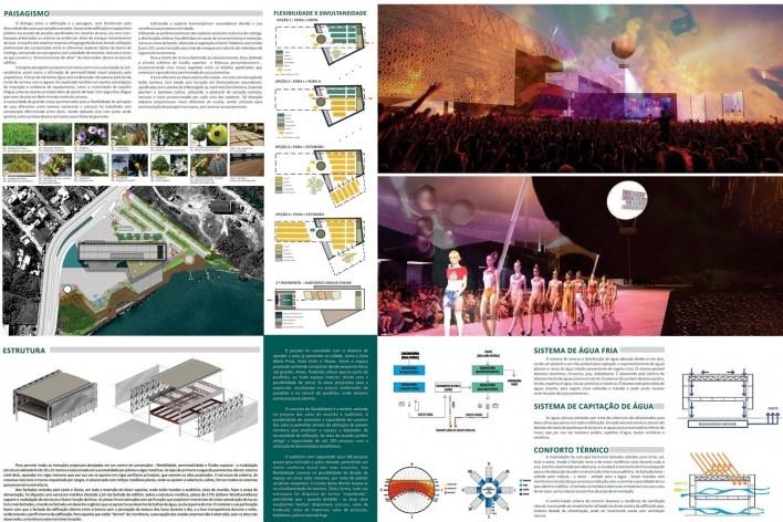 Prancha - Centro Cultural de Eventos de Cabo Frio [Maia Melo Engenharia]