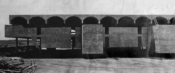 Edifício localizado em cidade do interior do Estado de São Paulo<br />Foto divulgação  [Acervo do arquiteto]