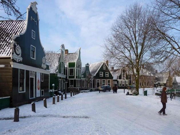Kalverringdijk no inverno<br />Foto divulgação  [SteenhuisMeurs BV]