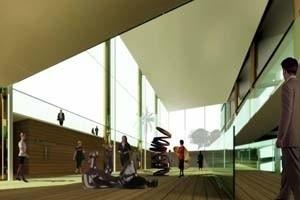 Vista interna<br />Imagem dos autores do projeto