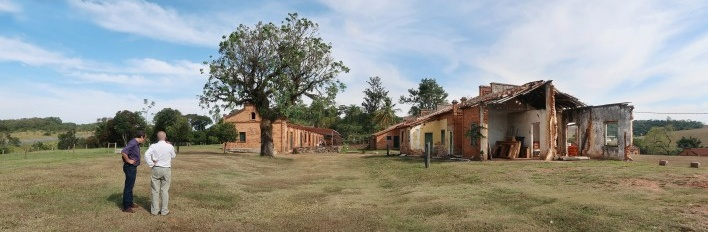 Fazenda Vassoural, Itu<br />Foto Victor Hugo Mori