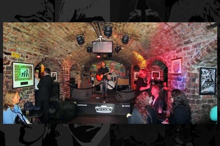 Cavern Club<br />Foto Victor Hugo Mori