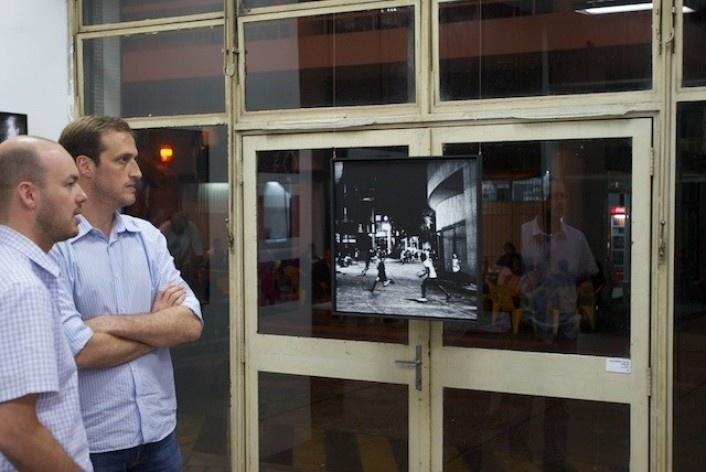 Exposição Projeto Imóvel, fotografia de Caio Amaral Falcão<br />Foto Frans Kemper