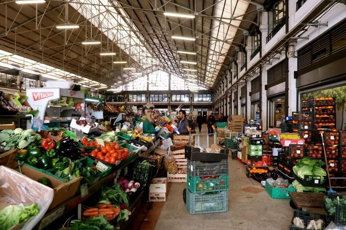 Mercado da Ribeira, Lisboa, Portugal<br />Foto Celma Chaves