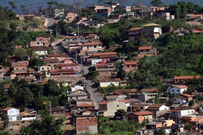 Vista de São Gonçalo do Rio Abaixo<br />Foto/Photo Fabio Lima