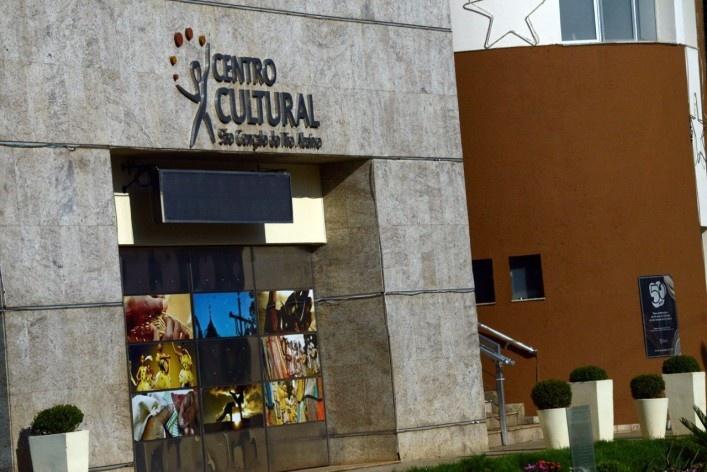 Centro Cultural<br />Foto/Photo Fabio Lima
