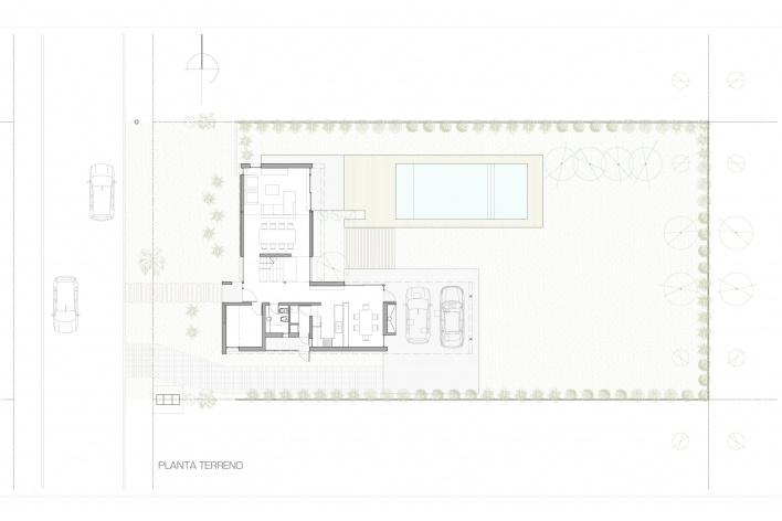 Ubicación<br />Desenho I + GC [arquitectura]