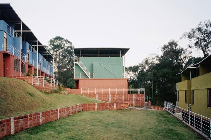Condomínio Residencial em Cotia<br />Foto Nelson Kon