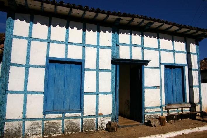 Casa em Pilar de Goiás GO<br />Foto Marco Antônio Galvão