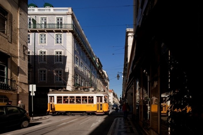 Rua dos Franqueiros, Lisboa<br />Foto/photo FG + SG