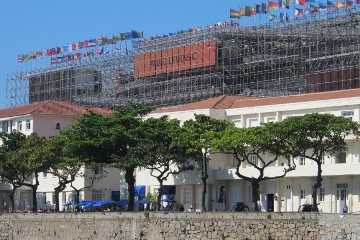 Pavilhão Humanidade 2012, Rio+ 20<br />divulgação