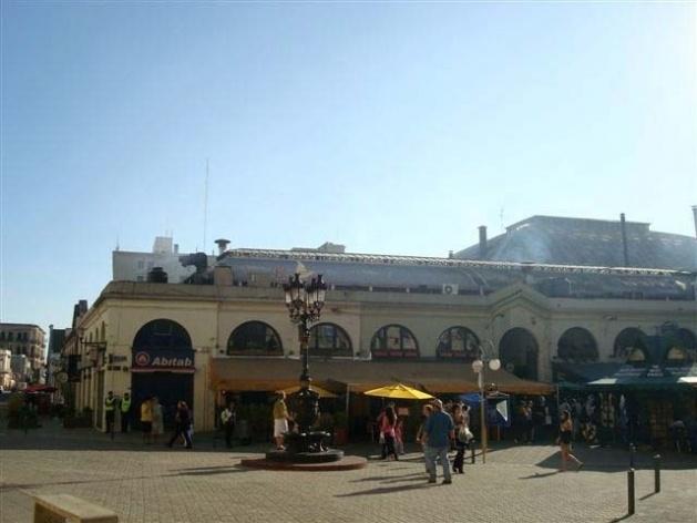 Mercado do Porto<br />Foto Michel Gorski