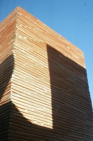 Casa en el aire. Contrapeso. Sergio Fanego, Larissa Rojas, Miguel Duarte. Luque, Paraguay. 2008-2010.