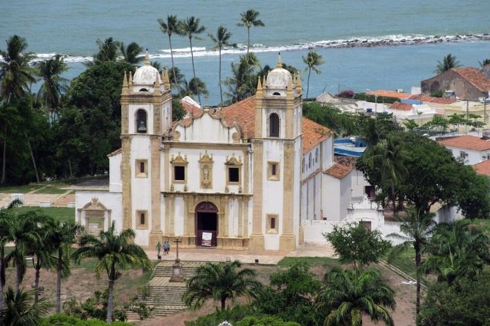01. Igreja do Carmo, Olinda<br />Foto Victor Hugo Mori