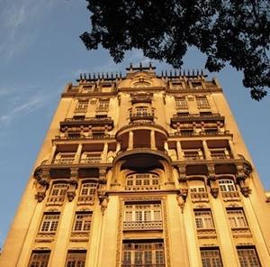 Edifício Sampaio Moreira, de 1924<br />Foto Flávio Magalhães