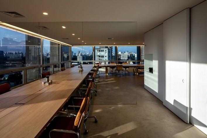 GK Ventures, São Paulo SP Brasil, 2020. Arquiteto Felipe SS Rodrigues<br />Foto Fran Parente