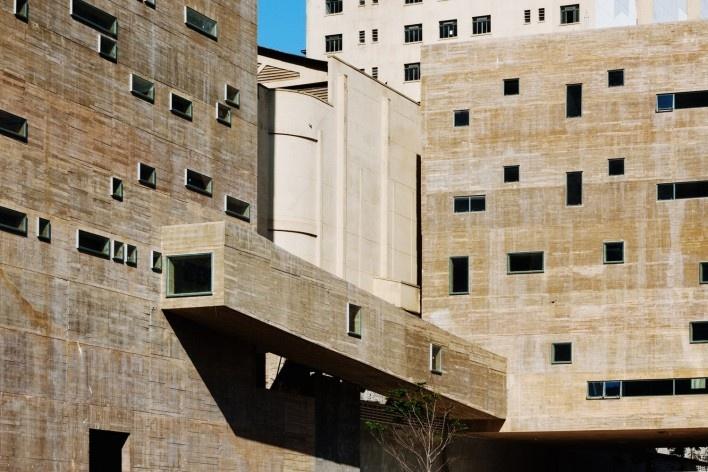 Praça das Artes<br />Foto Nelson Kon