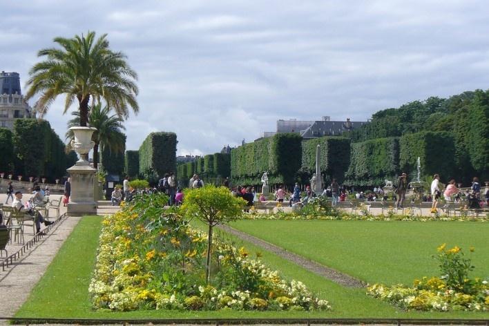 Jardin du Luxembourg, Paris<br />Foto Silvia Zakia