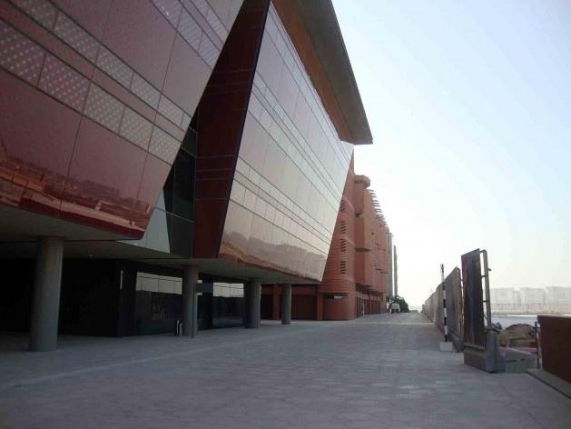 Masdar City, Emirados Árabes Unidos. Escritório Foster and Partners<br />Foto Sérgio Jatobá