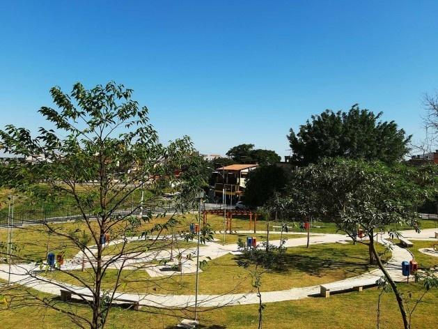 Parque Municipal Nair Bello, imagem da fase 01, São Paulo SP Brasil, 2020. Secretaria Municipal do Verde e do Meio Ambiente<br />Foto divulgação  [Acervo SVMA/DIPO]