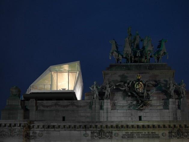 The Cube, Park Associati. Brussels, 2011 <br />Photo Andrea Martiradonna