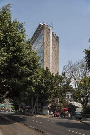 01-14. Subsolanus, Cidade do México, 2015-2016. Arquitetos Anna Juni, Enk te Winkel e Gustavo Delonero (Vão Arquitetura) + Marina Canhadas<br />Foto Luis Gallardo  [LGM Studio]